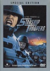 Starship Troopers (Special Edition) (1997) [FSK 18] [Gebraucht - Zustand (Sehr Gut)]