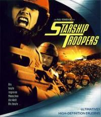 Starship Troopers (1997) [FSK 18] [Blu-Ray]