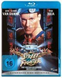 Street Fighter (1994) [Blu-ray]