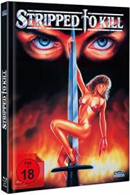 Stripped to Kill (Limited Mediabook, Blu-ray+DVD) (1987) [FSK 18] [Blu-ray]