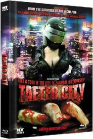Taeter City (Limited Mediabook Edition, Blu-ray+DVD, Cover A) (2012) [FSK 18] [Blu-ray]