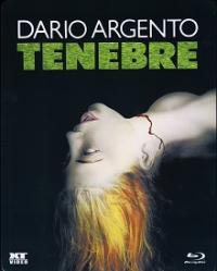 Tenebre (Limited Metalpak) (1982) [FSK 18] [Blu-ray]