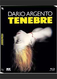 Tenebre (im Schuber) (1982) [FSK 18] [Blu-ray]