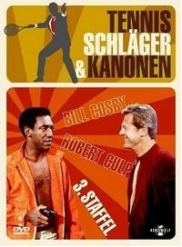 Tennis, Schläger & Kanonen - 3. Staffel (7 DVDs)