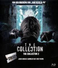 The Collection - The Collector 2 (Uncut) (2012) [FSK 18] [Blu-ray]