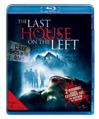 The Last House On The Left (Uncut) (2009) [FSK 18] [Blu-ray]