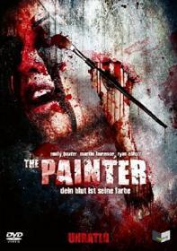The Painter - Dein Blut ist seine Farbe (Limited Uncut Edition) (2012) [FSK 18]