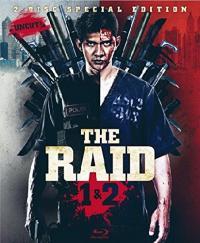 The Raid 1&2 (Limited Uncut Mediabook) [FSK 18] [Blu-ray]