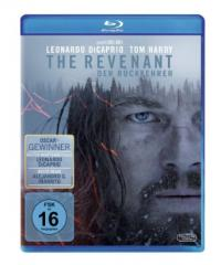 The Revenant (2015) [Blu-ray]