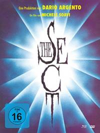 The Sect (Limited Mediabook, Blu-ray+2 DVDs) (1991) [Blu-ray] [Gebraucht - Zustand (Sehr Gut)]