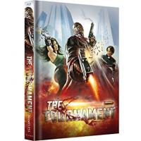 The Tournament (Limited Mediabook, Uncut) (2009) [FSK 18] [Blu-ray]