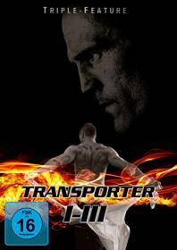 Transporter 1-3 - Triple-Feature (3 Discs) [Gebraucht - Zustand (Sehr Gut)]
