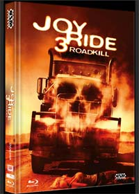 Joy Ride 3 (Limited Mediabook, Blu-ray+DVD, Cover A) (2014) [FSK 18] [Blu-ray]