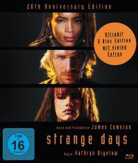 Strange Days (20th Anniversary Edition, 2 Discs) (1995) [Blu-ray]
