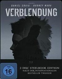 Verblendung (2 Disc Steelbook) (2011) [Blu-ray]