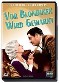 Vor Blondinen wird gewarnt (1931) [Gebraucht - Zustand (Sehr Gut)]