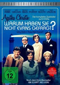 Agatha Christie: Warum haben sie nicht Evans gefragt? (2 DVDs) (1980)