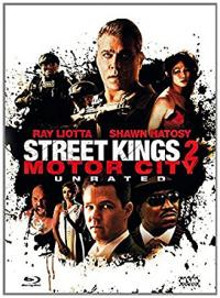 Street Kings 2 (Limited Mediabook, Blu-ray+DVD, Cover B) (2011) [Blu-ray]