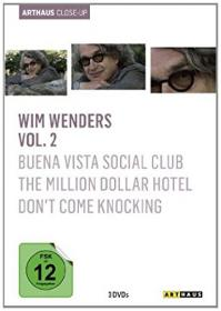 Wim Wenders - Arthaus Close-Up, Vol. 2 ( Buena Vista Social Club / The Million Dollar Hotel / Don't Come Knocking) (3 DVDs) [Gebraucht - Zustand (Sehr Gut)]