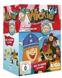 Wickie und die starken Männer - Komplett-Box (12 DVDs)