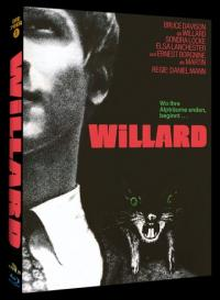Willard (Limited Mediabook, Cover A) (1971) [Blu-ray]