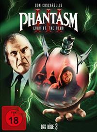 Phantasm III - Das Böse III (Limited Mediabook, Blu-ray+DVD, Cover B) (1994) [FSK 18] [Blu-ray]