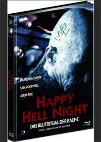 Happy Hell Night (Limited Mediabook, Blu-ray+DVD, Cover C) (1992) [FSK 18] [Blu-ray]
