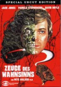Zeuge des Wahnsinns (Cover A) (1978) [FSK 18]