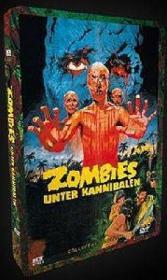 Zombies unter Kannibalen (2 DVDs Collector's Edition, Metalpak) (1979) [FSK 18]