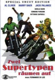 Zwei Supertypen räumen auf (Uncut) (1976) [FSK 18]