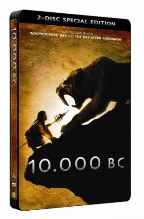 10.000 BC (2 Disc Special Edition im Steelbook) (2008)