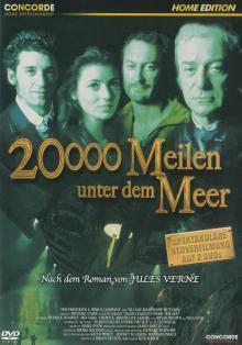 20.000 Meilen unter dem Meer (2 DVDs) (1997)