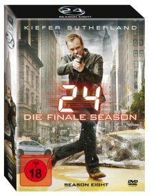 24 - Season 8 - Die Finale Season (6 DVDs) [FSK 18]
