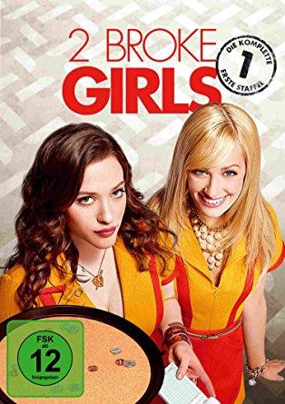 2 Broke Girls - Die komplette 1. Staffel (3 DVDs)