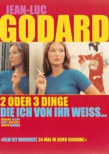 2 oder 3 Dinge, die ich von ihr weiß (1967)