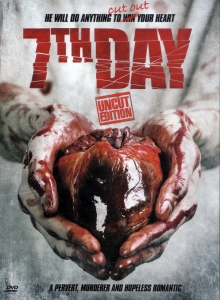 7th Day (Limited Mediabook, Cover A) (2013) [FSK 18]
