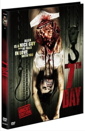 7th Day (Limited Mediabook, Cover B) (2013) [FSK 18]