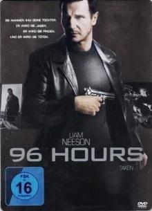 96 Hours - Taken (Steelbook) (2008)