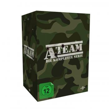 A-Team Gesamtbox (27 DVDs)