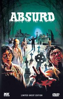 Absurd (Große Hartbox, Cover E, Limitiert auf 131 Stück) (1981) [FSK 18]