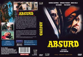 Absurd (Kleine Hartbox, Cover A) (1981) [FSK 18]