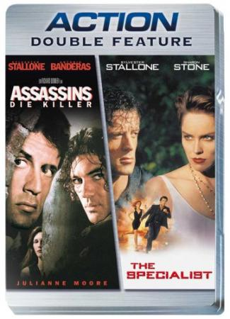 Assassins - Die Killer / The Specialist (im Steelcase)(2 DVDs)