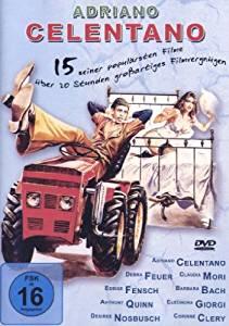 Adriano Celentano Box (15 Filme auf 5 DVDs)