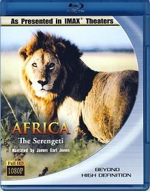 Africa - The Serengeti IMAX (1994) [Blu-ray]