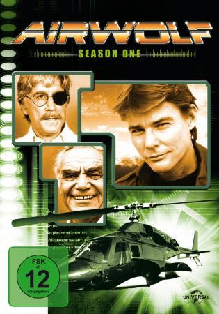 Airwolf - Season 1 (3 DVDs) (1984)