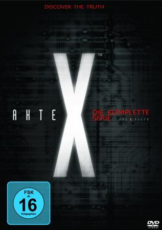 Akte X - Die komplette Serie (53 Discs)