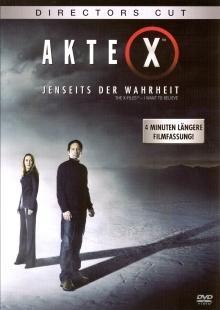Akte X - Jenseits der Wahrheit (Director's Cut) (2008)