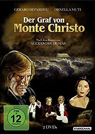 Der Graf von Monte Christo - Teil 1-4 (2 DVDs) (1998)