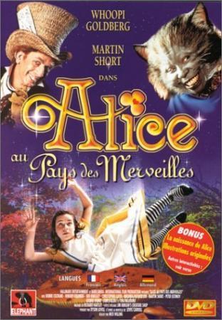 Alice im Wunderland (1999) [EU Import mit dt. Ton]