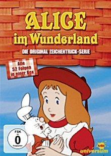 Alice im Wunderland (Die komplette Serie, 8 DVDs)